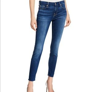 7 For All Mankind The Ankle Skinny Jeans B[Air]